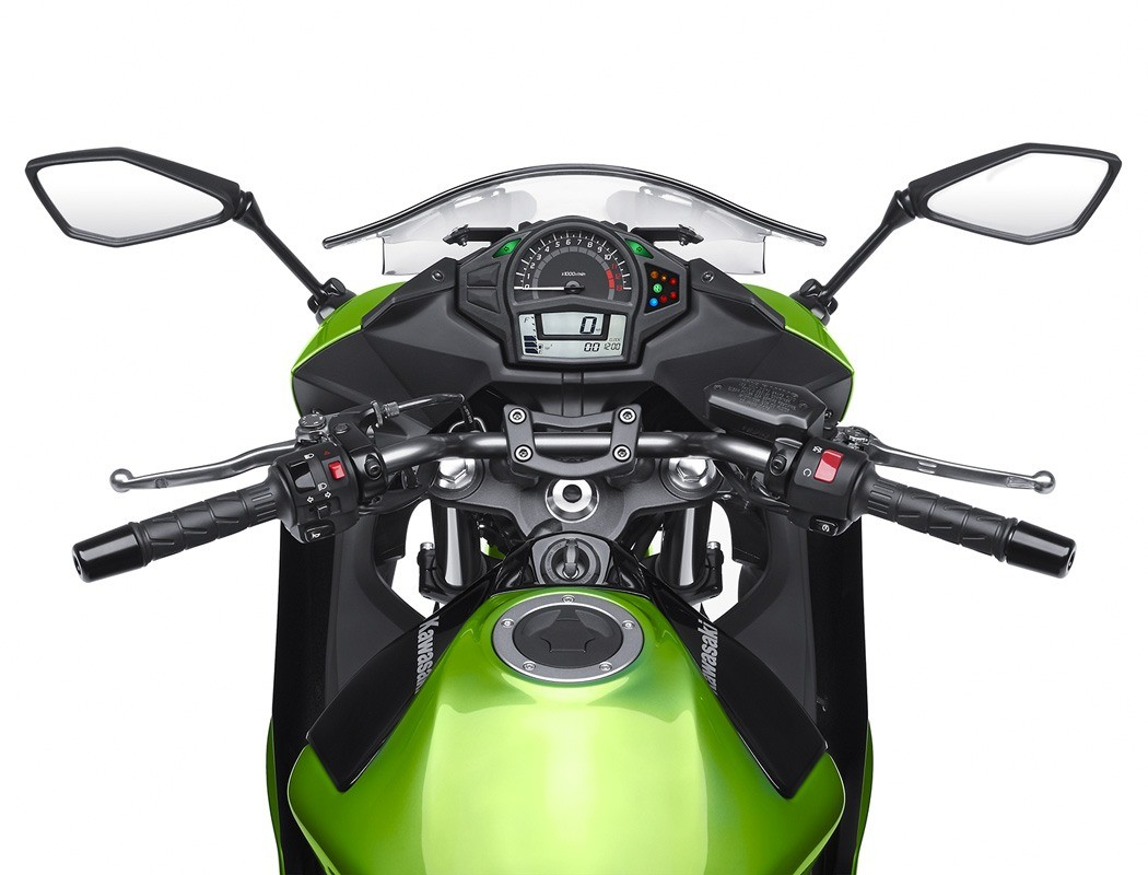 2016 Kawasaki Ninja 650 ABS in Greenville, South Carolina - Photo 4