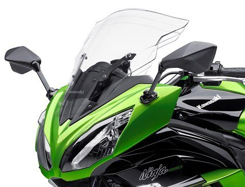 2016 Kawasaki Ninja 650 ABS in Crystal Lake, Illinois - Photo 16