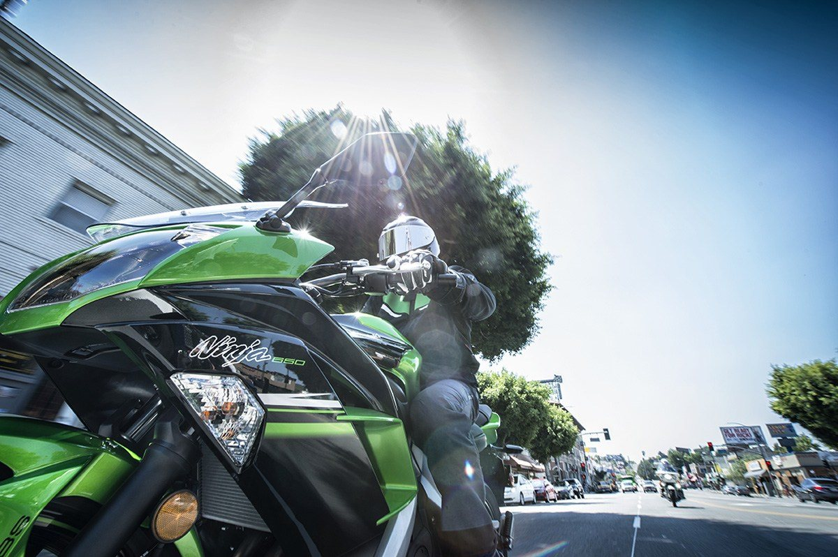 2016 Kawasaki Ninja 650 ABS in North Reading, Massachusetts - Photo 14