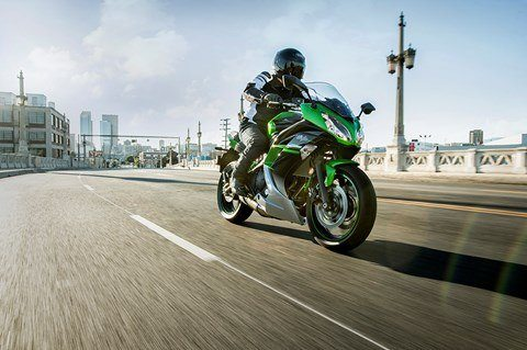 2016 Kawasaki Ninja 650 ABS in North Reading, Massachusetts - Photo 18