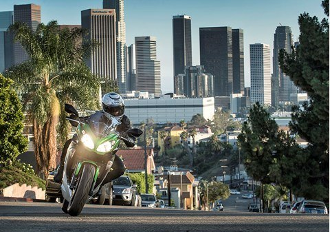 2016 Kawasaki Ninja 650 ABS in Norfolk, Virginia - Photo 8