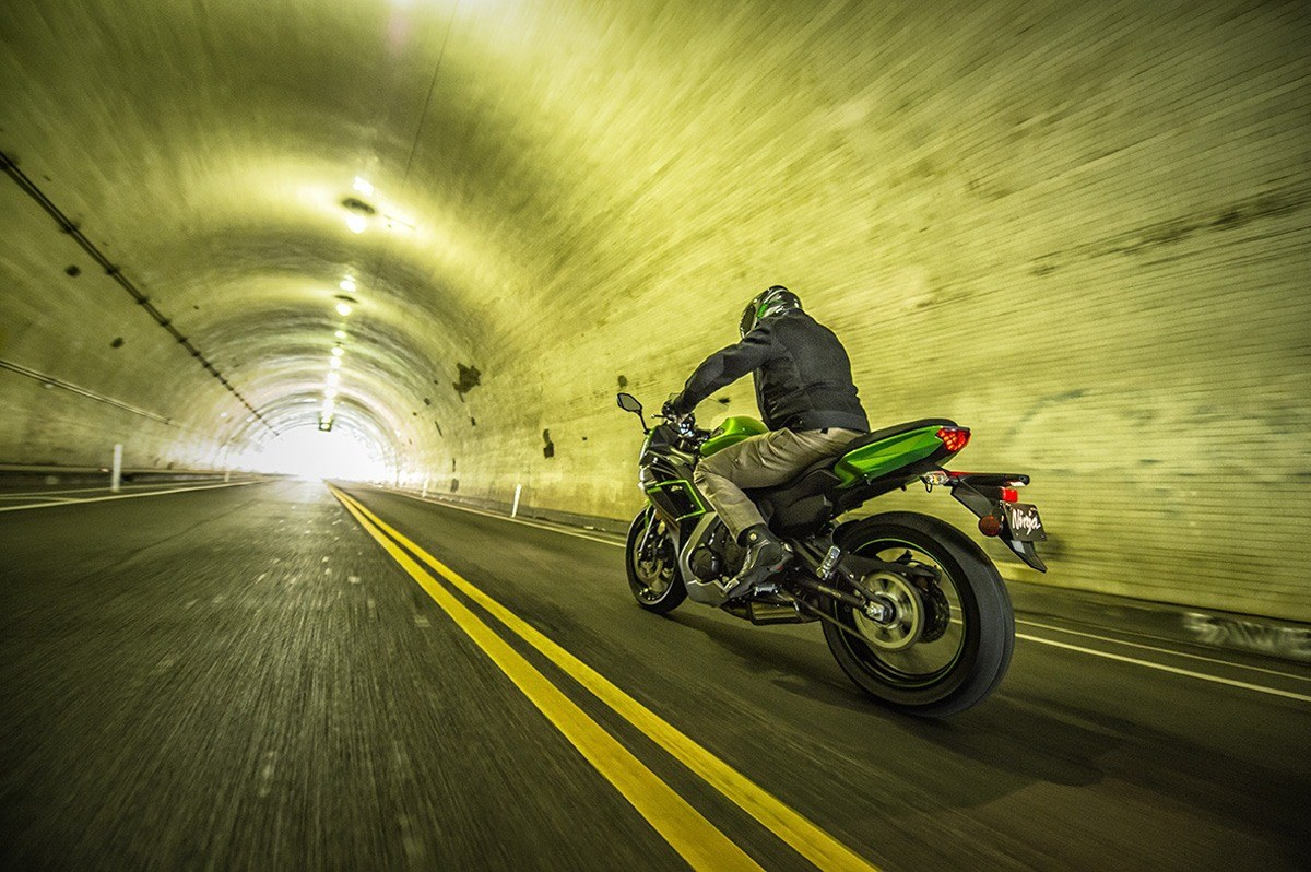 2016 Kawasaki Ninja 650 ABS in Winterset, Iowa
