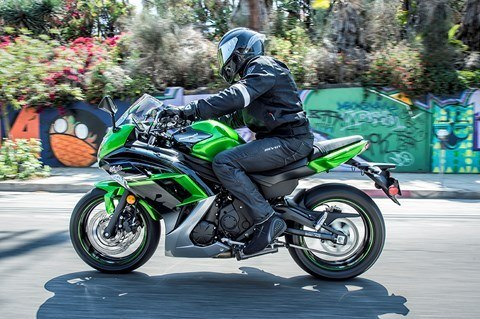 2016 Kawasaki Ninja 650 ABS in Norfolk, Virginia - Photo 13