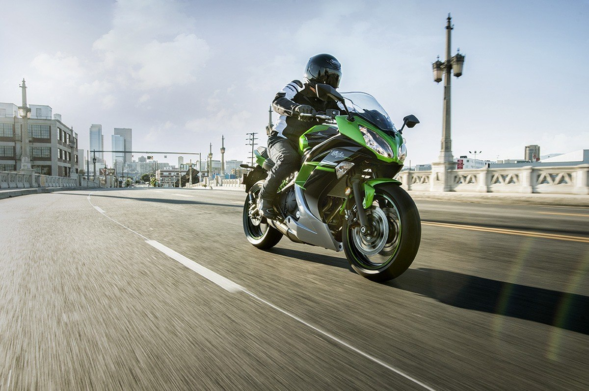 2016 Kawasaki Ninja 650 ABS in Norfolk, Virginia - Photo 15