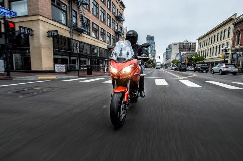 2016 Kawasaki Versys 650 ABS in Virginia Beach, Virginia - Photo 11