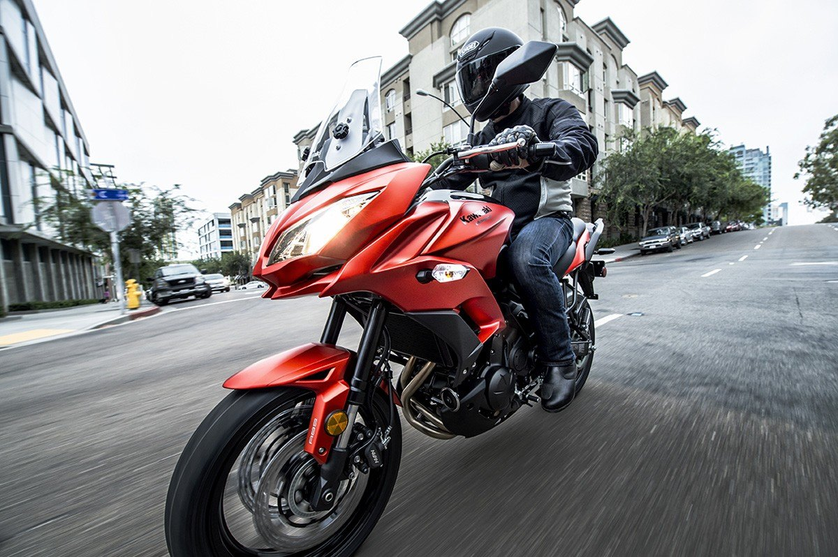 2016 Kawasaki Versys 650 ABS in San Francisco, California