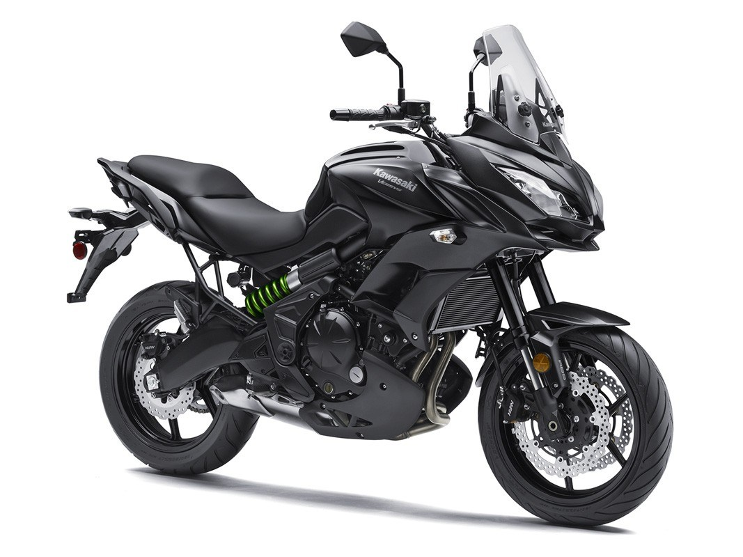 2016 Kawasaki Versys 650 ABS in Winterset, Iowa