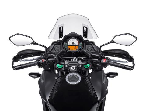 2016 Kawasaki Versys 650 ABS in Johnson City, Tennessee