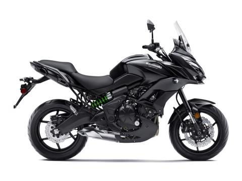 2016 Kawasaki Versys 650 ABS in Concord, New Hampshire
