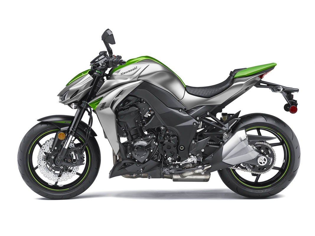 2016 Kawasaki Z1000 ABS in Orange, California
