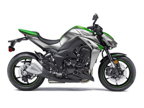 2016 Kawasaki Z1000 ABS in Cedar Falls, Iowa