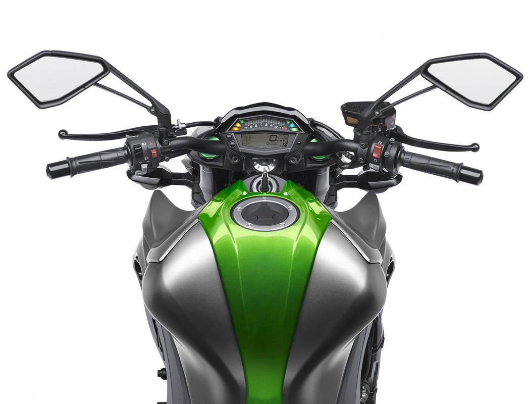 2016 Kawasaki Z1000 ABS in Trenton, New Jersey