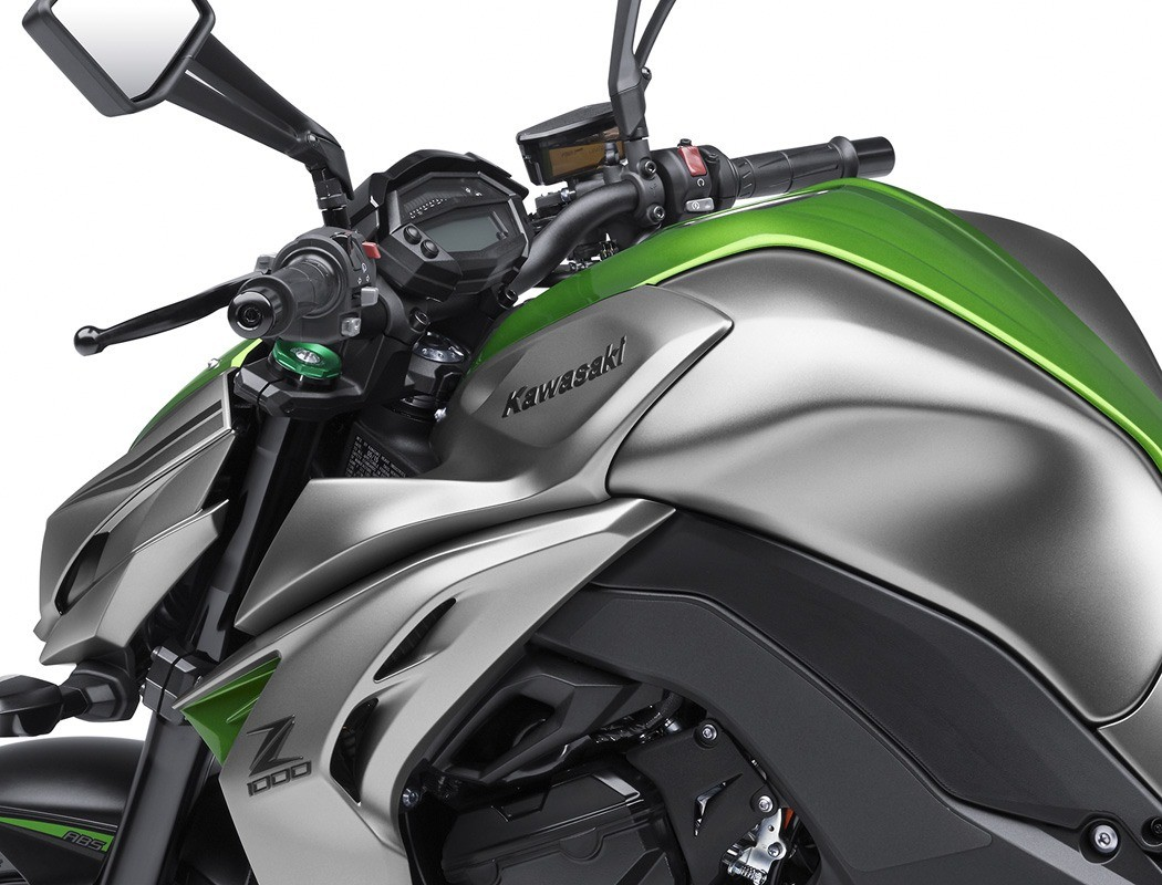 2016 Kawasaki Z1000 ABS in Kingsport, Tennessee