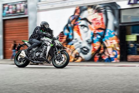 2016 Kawasaki Z1000 ABS in Austin, Texas
