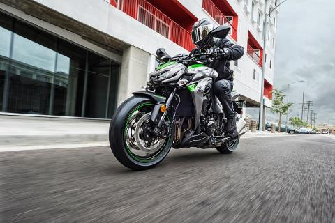 2016 Kawasaki Z1000 ABS in Sacramento, California
