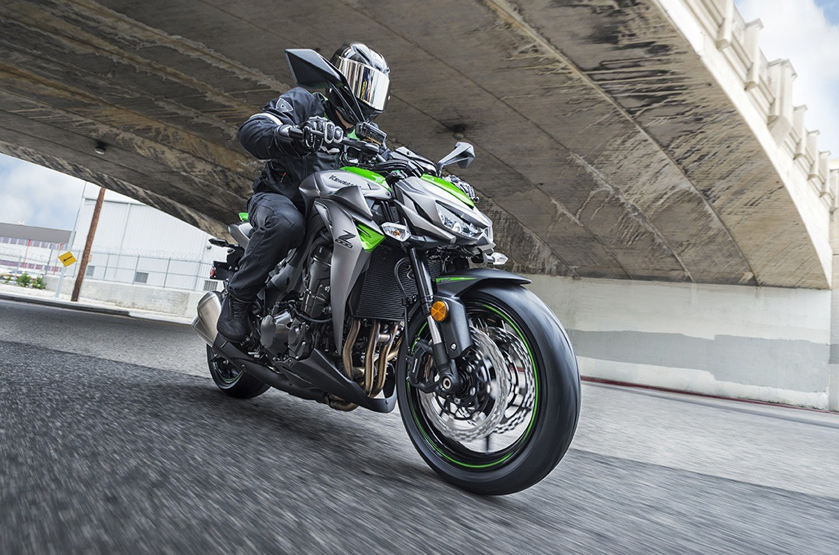 2016 Kawasaki Z1000 ABS in New Castle, Pennsylvania