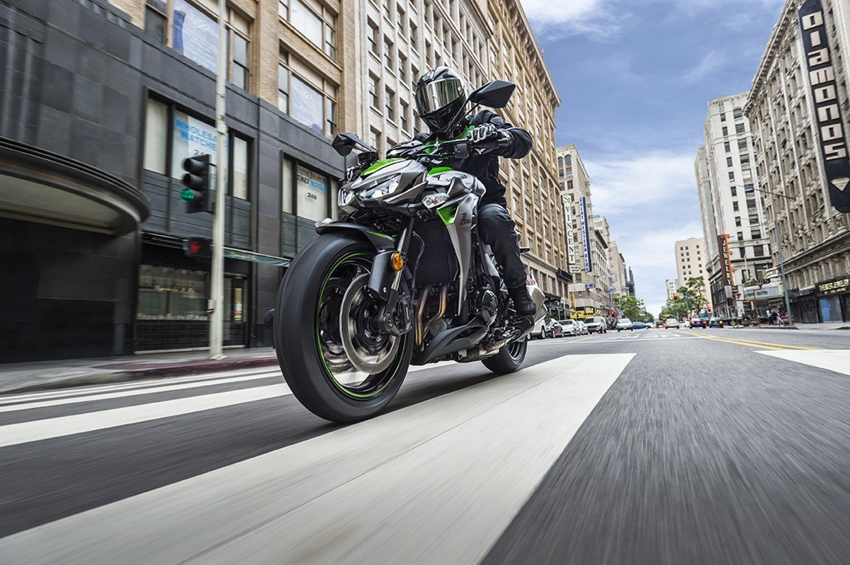 2016 Kawasaki Z1000 ABS in Biloxi, Mississippi