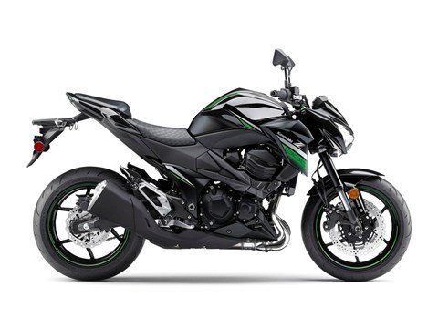 2016 Kawasaki Z800 ABS in Orlando, Florida