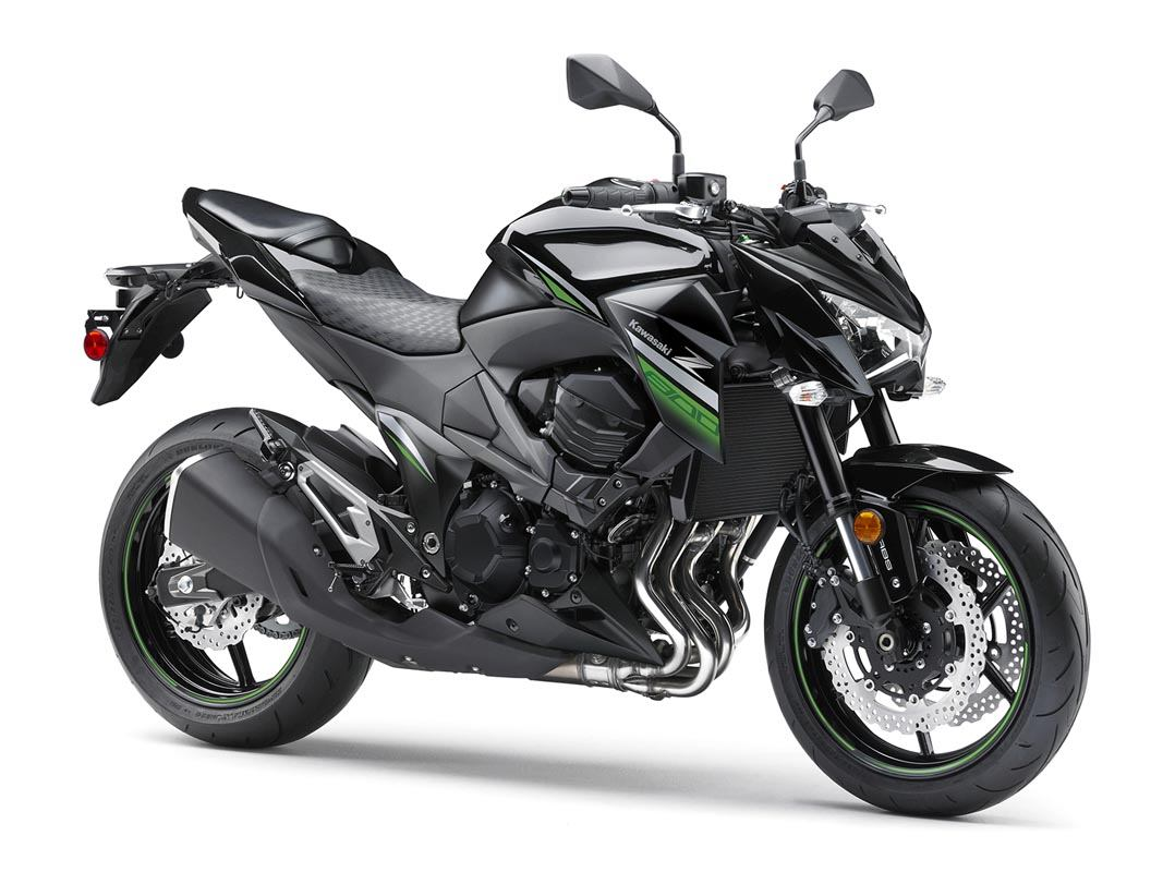 2016 Kawasaki Z800 ABS in Greenville, South Carolina