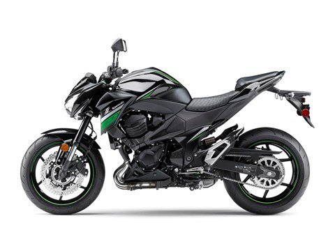 2016 Kawasaki Z800 ABS in Monroe, Michigan - Photo 5