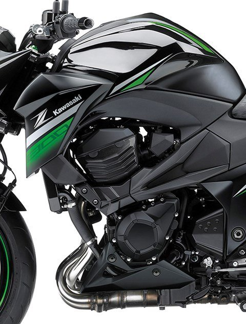 2016 Kawasaki Z800 ABS in Monroe, Michigan - Photo 9