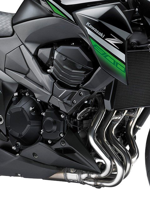 2016 Kawasaki Z800 ABS in Pasadena, Texas