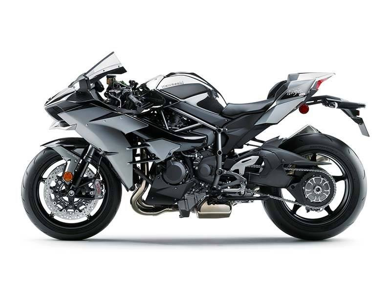 2016 Kawasaki Ninja H2 in North Reading, Massachusetts - Photo 2