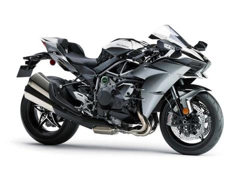 2016 Kawasaki Ninja H2 in North Reading, Massachusetts - Photo 3