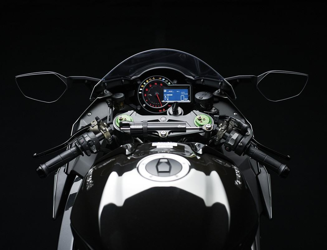 2016 Kawasaki Ninja H2 in North Reading, Massachusetts - Photo 6
