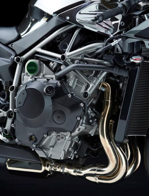 2016 Kawasaki Ninja H2 in North Reading, Massachusetts - Photo 9