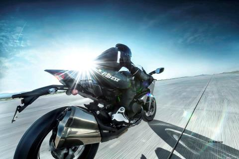 2016 Kawasaki Ninja H2 in North Reading, Massachusetts - Photo 28