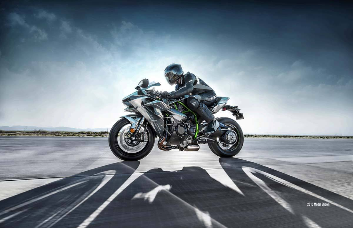 2016 Kawasaki Ninja H2 in Hicksville, New York