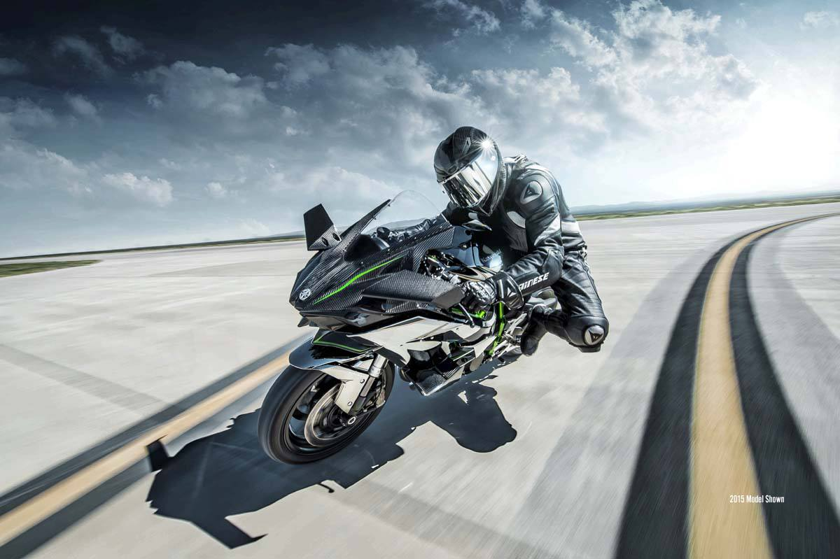 2016 Kawasaki Ninja H2R in Johnson City, Tennessee