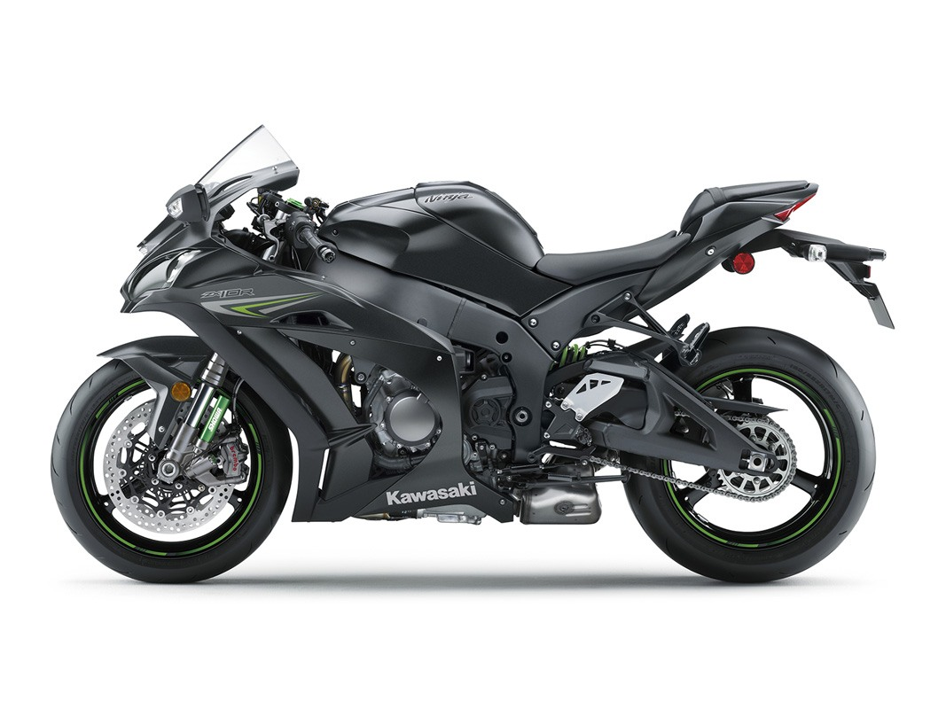 2016 Kawasaki Ninja ZX-10R in San Francisco, California - Photo 3