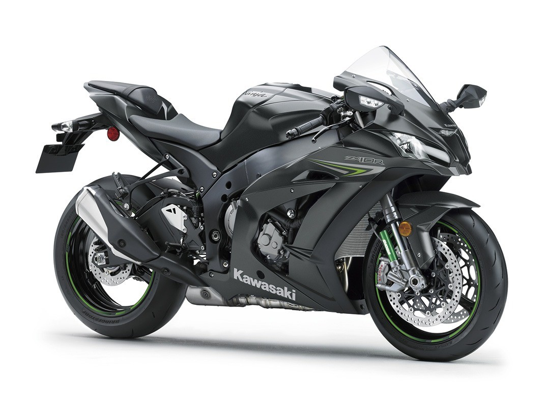 2016 Kawasaki Ninja ZX-10R in San Francisco, California - Photo 4