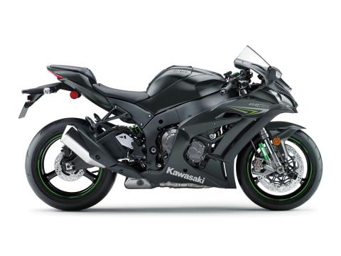 2016 Kawasaki Ninja ZX-10R in North Reading, Massachusetts