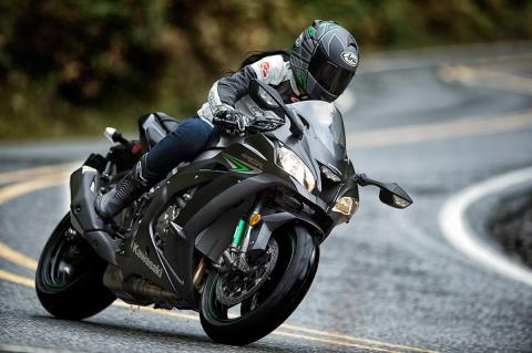 2016 Kawasaki Ninja ZX-10R in Bristol, Virginia
