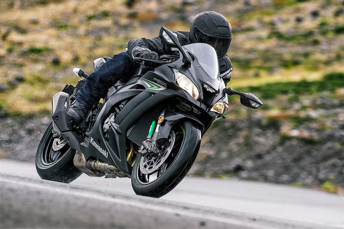 2016 Kawasaki Ninja ZX-10R in San Francisco, California - Photo 13