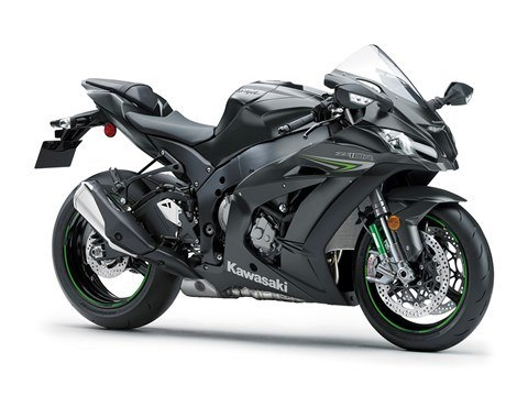 2016 Kawasaki Ninja ZX-10R ABS in San Francisco, California - Photo 4