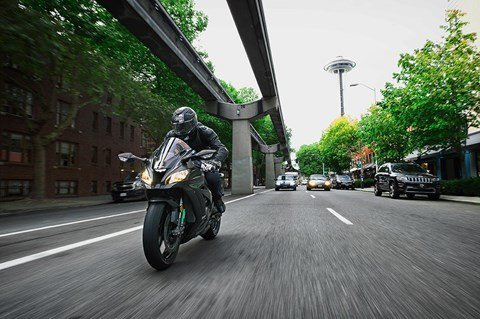 2016 Kawasaki Ninja ZX-10R ABS in San Francisco, California - Photo 9