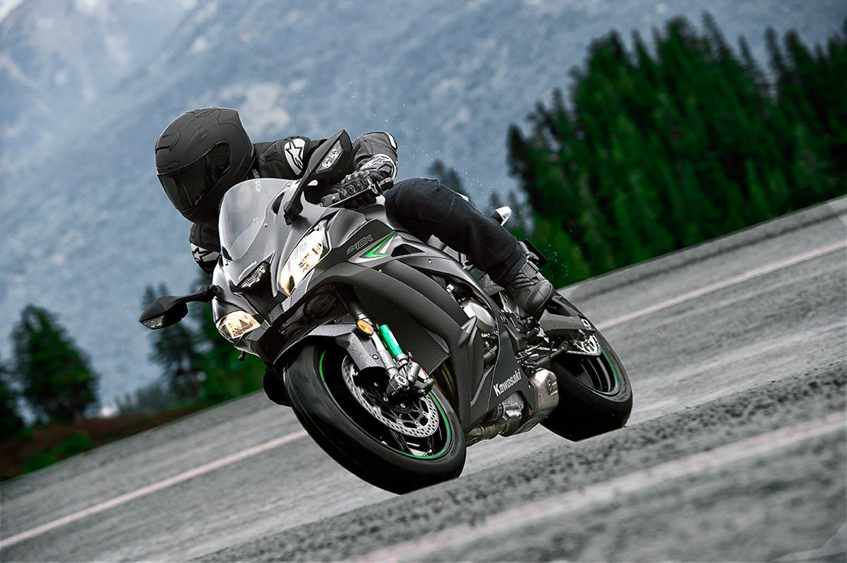 2016 Kawasaki Ninja ZX-10R ABS in Romney, West Virginia