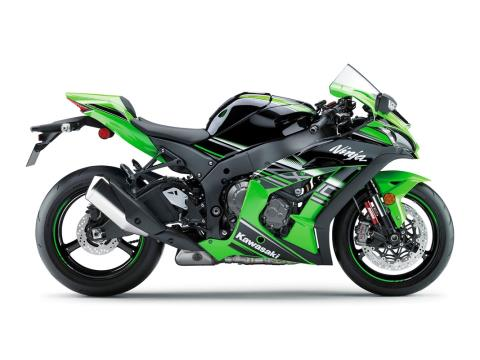 2016 Kawasaki Ninja ZX-10R ABS KRT Edition in North Reading, Massachusetts