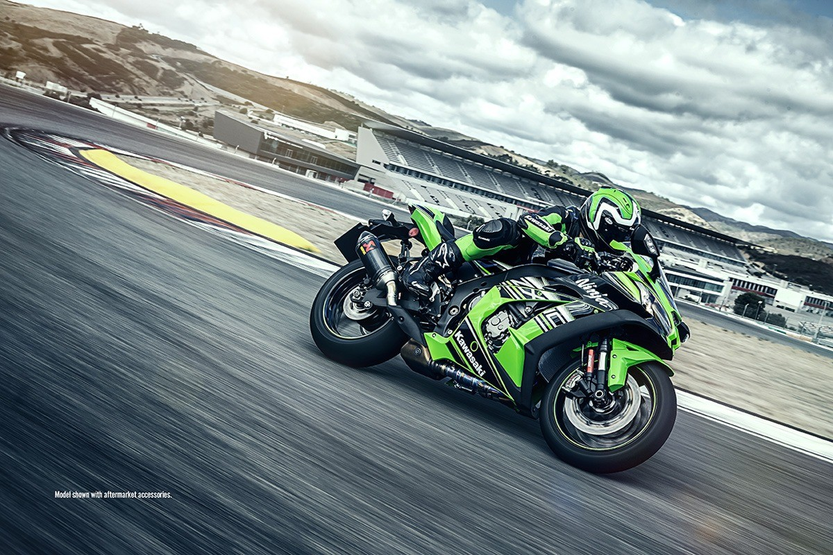 2016 Kawasaki Ninja ZX-10R ABS KRT Edition in Gonzales, Louisiana