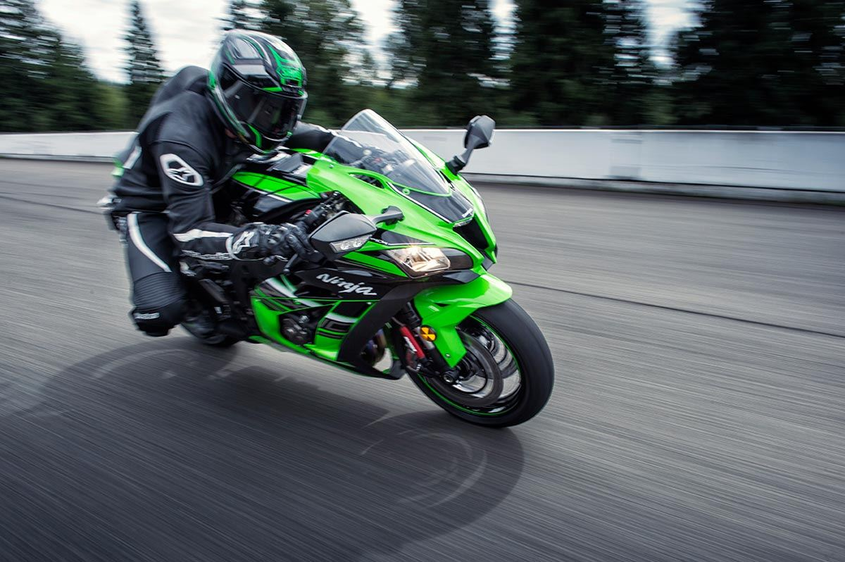 2016 Kawasaki Ninja ZX-10R ABS KRT Edition in Austin, Texas