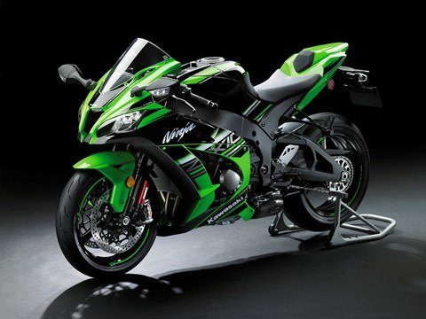 2016 Kawasaki Ninja ZX-10R KRT Edition in Nevada, Iowa