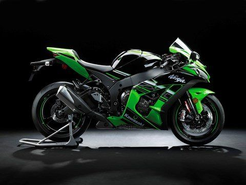 2016 Kawasaki Ninja ZX-10R KRT Edition in Cedar Falls, Iowa - Photo 16