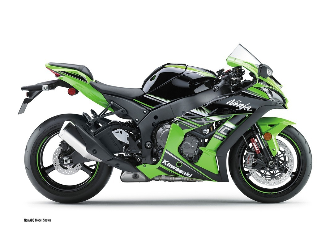 2016 Kawasaki Ninja ZX-10R KRT Edition in Cedar Falls, Iowa - Photo 1