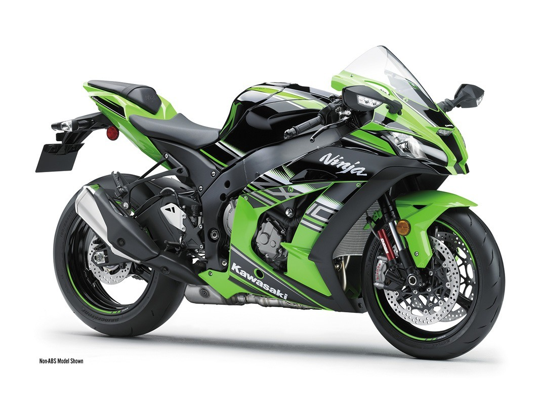2016 Kawasaki Ninja ZX-10R KRT Edition in Cedar Falls, Iowa - Photo 2