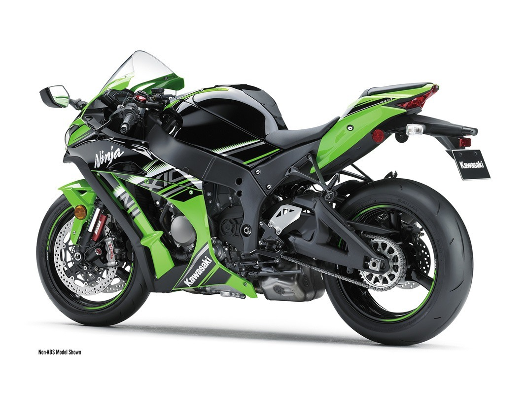 2016 Kawasaki Ninja ZX-10R KRT Edition in Cedar Falls, Iowa - Photo 4