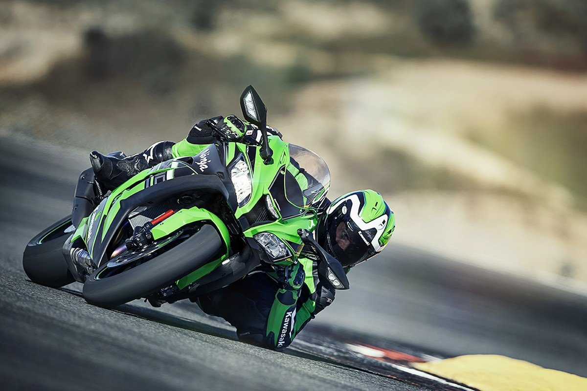 2016 Kawasaki Ninja ZX-10R KRT Edition in New Castle, Pennsylvania